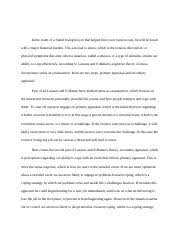 psych essay describe the four major theories of personality  2 pages psych essay 12