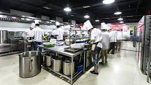 busy restaurant kitchen. Modern Kitchen And Busy Chefs, Time Lapse. Restaurant K