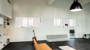 Interieur Woning In School Met Xxl Kast Met Taatsdeur Studie En