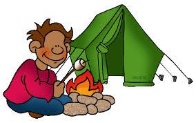 Resultado de imagen para gifs de acampar
