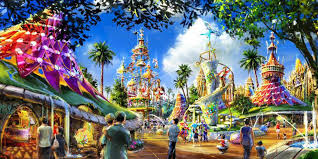 theme. The Theme Park Was First Announced In November 2014. It\u0027s Described As: