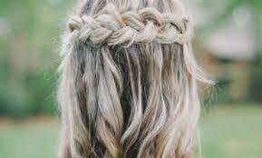 14 Coiffures Pour Les Cheveux Mi Longs Coiffure Mariage