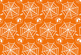 Halloween Pattern Magnificent Halloween Free Skulls Candy And Web Pattern Creative Nerds