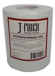 details about j fiber fiberglass waterproofing membrane fabric 6 x75 roll redgard laticrete