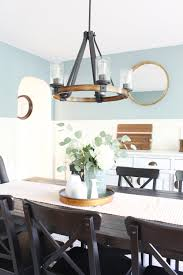 blue dining room furniture. Industrial-Farmhouse-Blue-Dining-Room-7.jpg Blue Dining Room Furniture