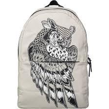 <b>Рюкзак молодежный №1 SCHOOL</b> Сова белый купить в интернет ...