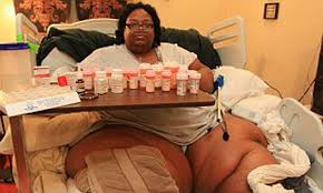 Terri Smith, world's fattest woman, in last ditch bid to lose weight or die  | Daily Mail Online