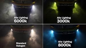 Sylvania Zevo Fog Lights Alla Lighting Newest Al R Led Fog Lights Bulbs Compare