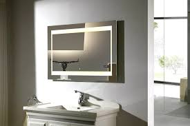 lighted wall mirror. large size of bathrooms design:bathroom vanities and cabinets custom mirrors lighted wall mirror design i