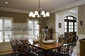 dining room modern country swan decoys candle chandelier with white shades dado