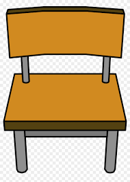 student chair clipart.  Clipart Classroom Chair  Png School Clipart On Student