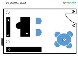 office fengshui. Executive Office Layout Fengshui