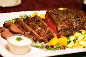 prime rib roast dinner. Fine Dinner Prime Rib To Roast Dinner D