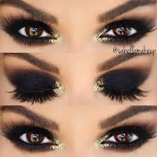 24 y makeup looks for brown eyes