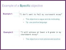 time management setting objectives year supported progression  12 ∂ example