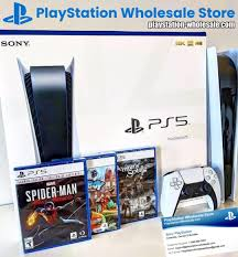 As a result, gamers with both systems are being warned psu received some playstation 5 games ahead of a console, as the ps5 does not come out until november 19 in europe (where psu is based). Ps5 Disc Console Bundle W 2 Controllers 2 Games Included Save 200 Usd When You Buy 2 Ps5 S Playstation Consoles Playstation 5 Playstation