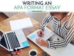 apa essay writing format peculiarities tips  apa essay writing format