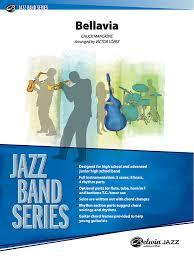 Jazz Big Band Arrangements By Victor Lopez