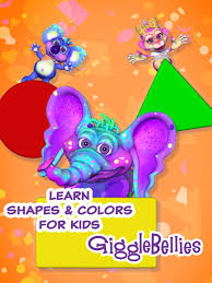 The GiggleBellies: Learn Shapes & Colors for Kids | Janson Media