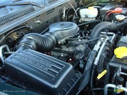 2002 Dodge Durango SLT 4x4 5.9 Liter OHV 16-Valve V8 Engine Photo ...