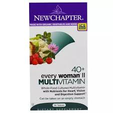 New Chapter <b>40 Every Woman Ii</b>