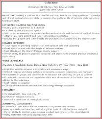 chaplain resume resume hospital chaplain tRBISq