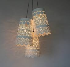 do it yourself lighting. Interesting Do It Yourself Chandelier And Lampshade Ideas For Your Home 27  15 Diy Do It Yourself Lighting