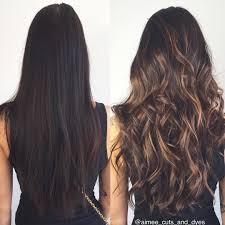 Hair Highlights In Black Hair