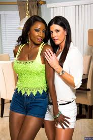 Hot Chocolate Babe Is Having A Threesome movie India Summer.