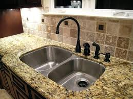 how to install undermount sink on granite countertop how to