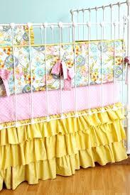 bohemian nursery bedding
