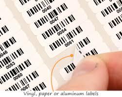 Tiny Barcode Labels Myassettag Com