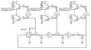 motor wiring diagram 6 lead motor wiring diagrams database how to Motor Wiring Diagram 3 Phase 12 Wire diagram 3 phase 12 wire creating a phase output from a single v ac or dc rail page motor wiring european 3 phase motor wiring diagram 12 wire