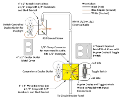 wiring lights and outlets on same circuit diagram wiring diagram for light switch and outlet wiring lights and outlets on same circuit diagram