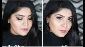 full face of makeup using just indian makeup brands shreya jain