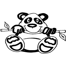 Kleurplaten Baby Panda Clarinsbaybloorblogspotcom
