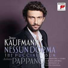 <b>Nessun</b> Dorma: The Puccini Album - <b>Jonas Kaufmann</b>, Antonio ...