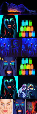 The 25 best Neon face paint ideas on Pinterest