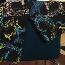 Lularoe Sewing Machine Print