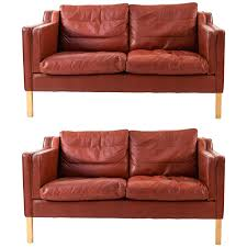 red couch loveseat leather recliner modern style danish home improvement likable master pair for fascinating