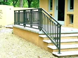 ready made outdoor stairs prefabricated wooden steps prefab stainless wire steel railing