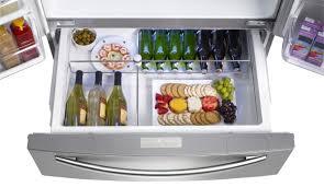 samsung refrigerator drawer. Interesting Samsung Samsung French Door 4 Drawer Refrigerator Bottom On E