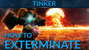 tinker how to exterminate your enemies dota 2 pro guide by