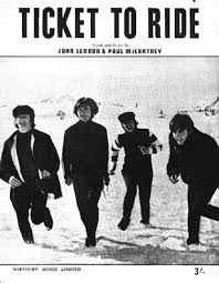 "ticket to ride by the beatles the in depth story behind the  ""it s not that unusual though i mean it s still us "" said john lennon around the same time ""it s no more unusual than we are does that make it unusual"