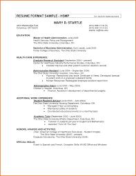 proper resume template  seangarrette cojob resume samples best template collection     proper resume