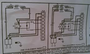 wiring to heat strip for heat pump system doityourself com Heat Strip Wiring Diagram Heat Strip Wiring Diagram #67 nordyne heat strip wiring diagram