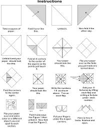 Free Coloring Pages Origami Fortune Teller Ideas Paper Fortune Fortune Teller Ideas