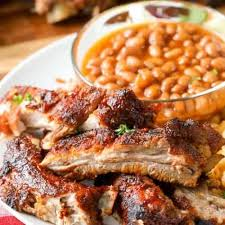 barbecue ribs in the oven tender