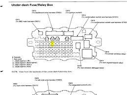 1989 honda accord fuse box diagram wiring diagrams discernir net 2006 honda accord under hood fuse box at 2006 Honda Accord Fuse Box Diagram