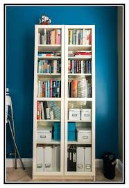 bookcase ikea billy with glass doors decorations 14
